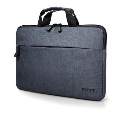 PORT DESIGNS BELIZE Briefcase Topload, 13.3 inch, Black