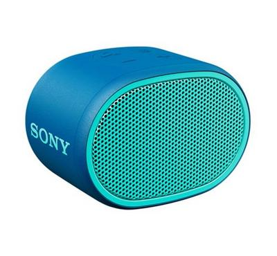 Sony IPX5 ExtraBass Portable Bluetooth Speaker, Blue