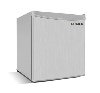 Sharp 75L Bar Fridge Silver