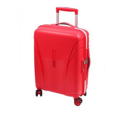 American Tourister Skytracer SP 55CM Cabin Carry Trolley Red