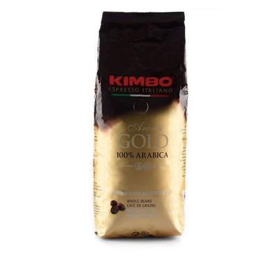 كيمبو إسبريسو جولد 100 % ارابيكا، حبوب كاملة، 500 غ
