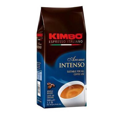 كيمبو إسبريسو إنتينسو 40 % ارابيكا، حبوب كاملة، 500 غ