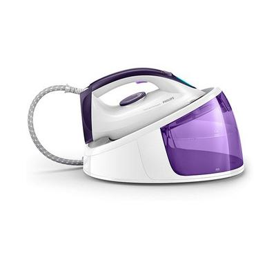 Philips Steam Generator Iron, FastCare Compact, 2400W, Purple