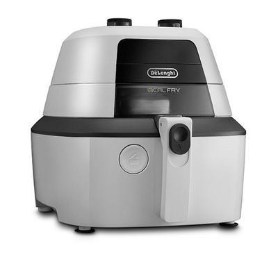 Delonghi Air Fryer, Idealfryer, White,