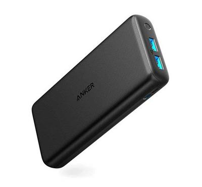 Anker PowerCore Lite 20000 Black type C + PD