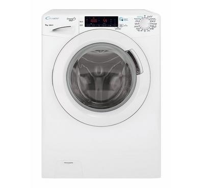 Candy Front Load Washer, 9KG, White