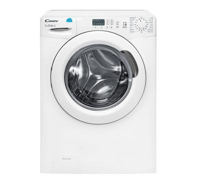 Candy Front Load Fully Automatic Washer, 7kg, White