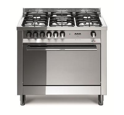 Lofra 90x60cm Gas Cooking Range With Convection Stainless