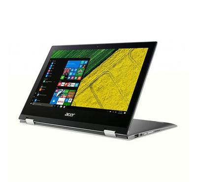 Acer Spin 1 2-in-1 11.6 Inch Celeron 4GB 64GB Touch Laptop Black