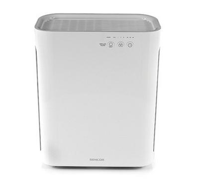 سينكور جهاز تنقية الهواء، 55 واط، أبيض