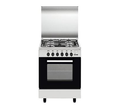 Glemgas Gas Cooking Range w/ Grill, 60x60cm, Alpha, Stainless