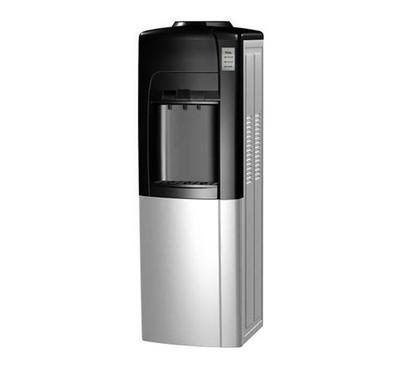 Vincente Water Dispenser Floor Standing 420W Black/Silver