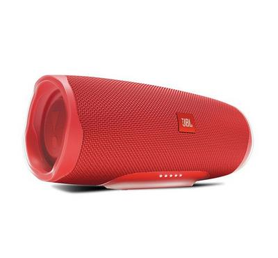 JBL Charge 4 Portable Wireless Bluetooth Speaker Red