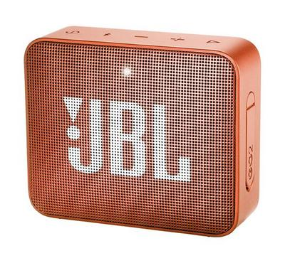 JBL GO 2 Portable Bluetooth Speaker Orange
