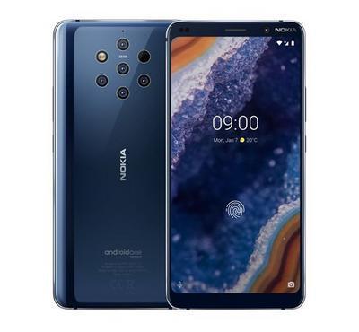 Nokia 9 PureView, 128GB, Blue
