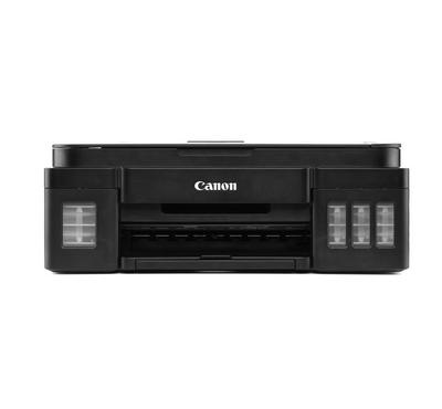 Canon Inkjet G2415 CISS Printer, Print, Copy, Scan, Integrated Ink Tank, 1.2 LCD Screen, Black