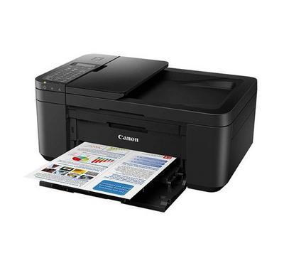 CANON Inkjet TR4540 Wi-Fi, Print, Copy, Scan, Fax, Black