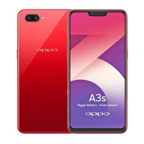 OPPO A3S, 32GB, Red - eXtra Saudi