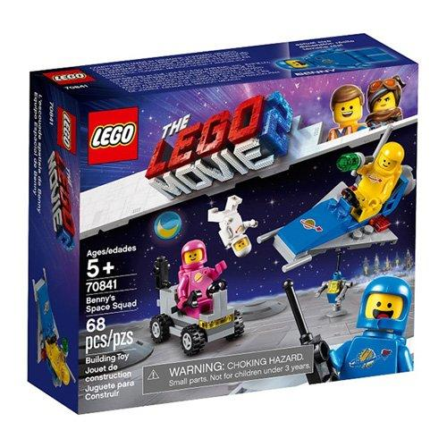 LEGO Movie 2 Benny's Space Squad