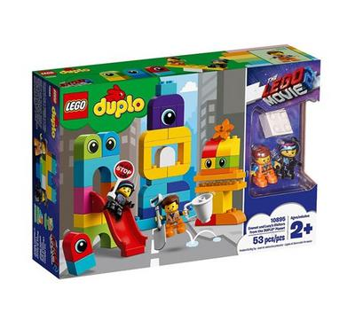 LEGO Duplo Emmet and Lucy's Visitors From The DUPLO Penet
