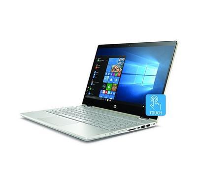HP 14-inch Intel i7 8GB 1TB 4GB Convertible Laptop Pale Gold