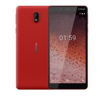 Nokia 1 Plus, 8GB, Red