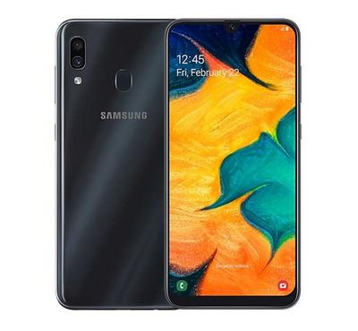 Samsung Galaxy A30, 64GB, Black
