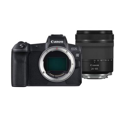 CANON EOS R Digital Camera, 30 MegaPixel, Wi-Fi, 1/8000 Shutter speed