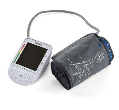 Beurer Arm Speaking Blood Pressure Monitor, Upper Arm