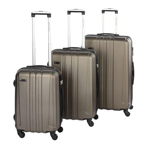Travel vision linear  set of 3- 20/24/28, Champagne