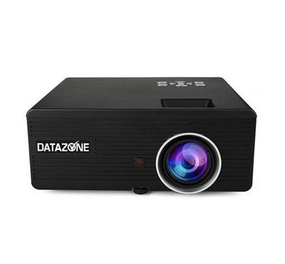 Datazone LED Projector 2300, Black