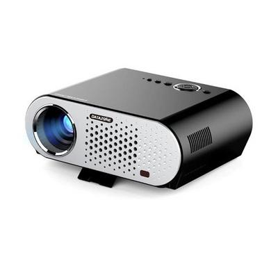 Datazone LED Projector 3500, Contrast 1000:1, Black