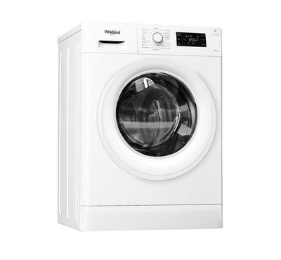 Whirlpool Front Load Washer/Dryer, 8 Kg/6 Kg, White