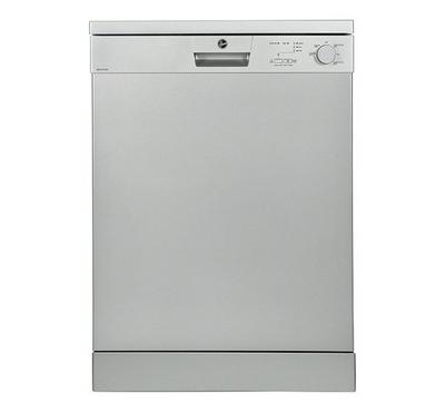 Hoover Dishwasher 12 Place Settings 5 Programs, Silver