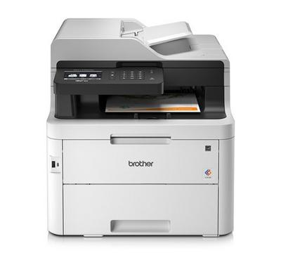 Brother AIO Color Wireless Laser Printer 24ppm White