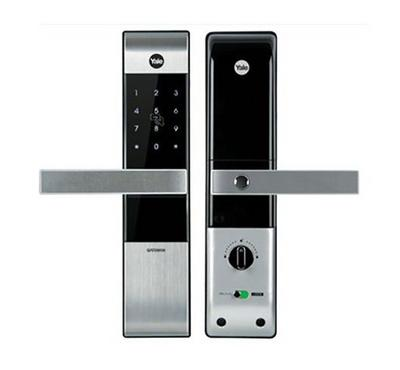 YALE YDM3109 Mortice Smart Lock