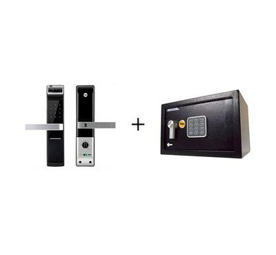 YALE YDM4109 Mortice Smart Lock