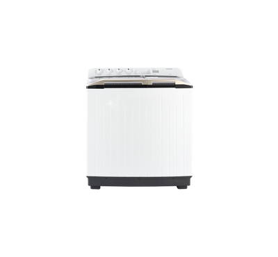 Toshiba Twin Tub Semi Automatic Washing Machine  12 kg, White