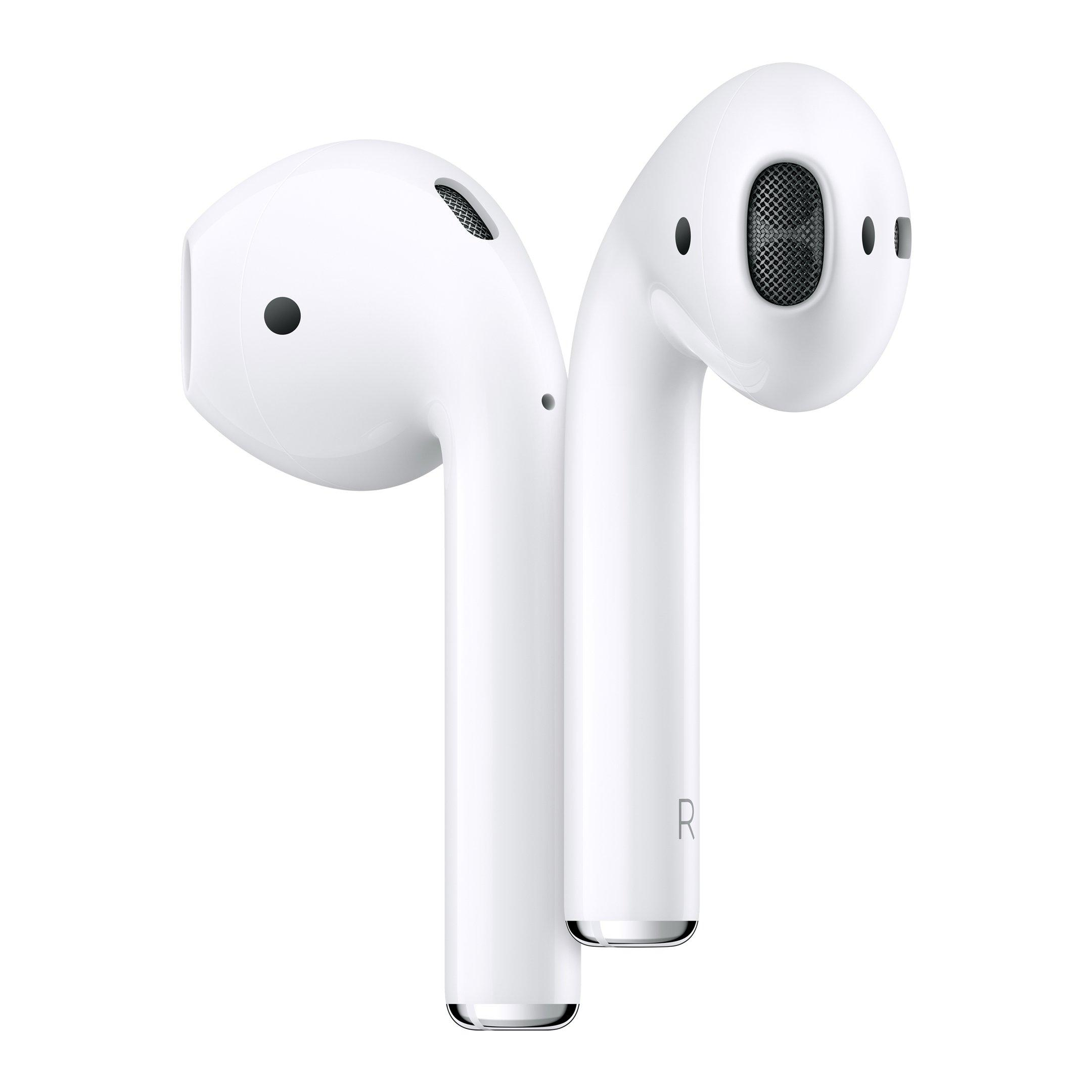 Apple Airpods 2nd Gen With Wireless Charging Case White Extra Saudi