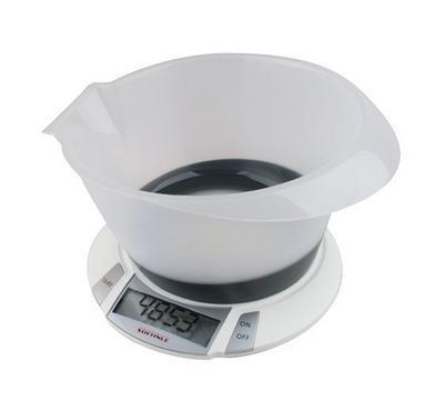 سونلي أولمبيا بلاس، ميزان مطبخ مع زبدية، 5كيلو