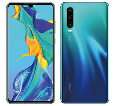 Huawei P30, 128GB, Aurora