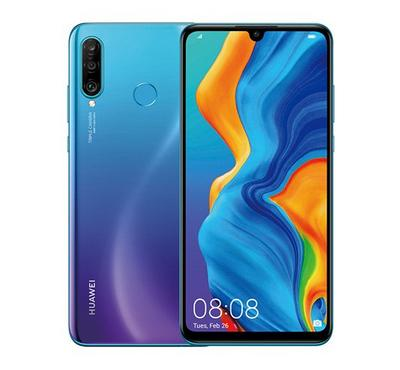 Huawei P30 Lite, 128GB, Peacock Blue