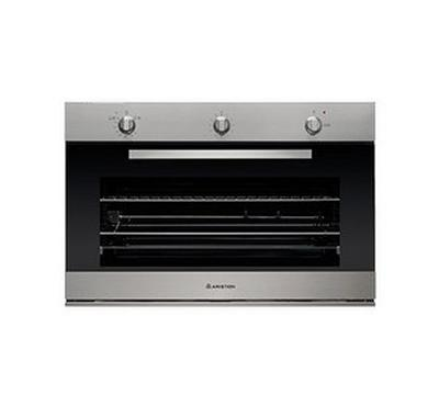 Ariston Built-in 90 Cm Oven Inox