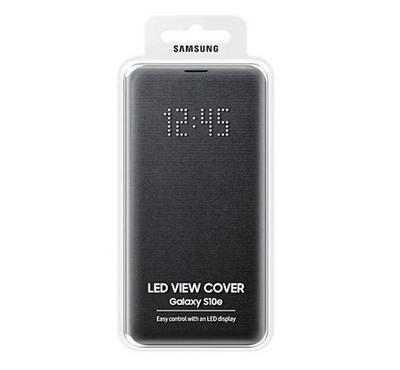 Samsung GALAXY S10e LED View Cover Black