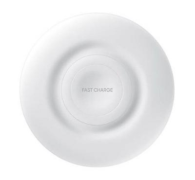 Samsung Wireless Charger Pad White. Works with Qi-certified Devices