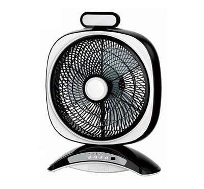 Geepas 14-inch 45W Rechargeable Fan White
