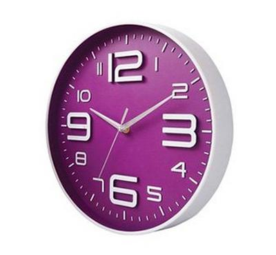 كيوميكس ساعة حائط 25سم