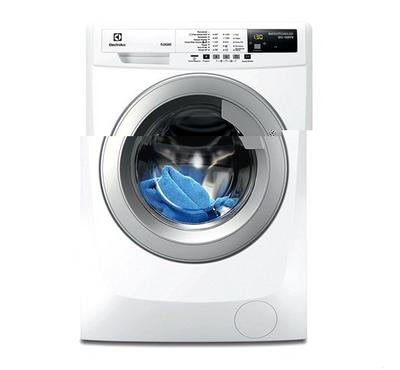 Electrolux 10 kg Full Automatic Front Load Washing Machine White