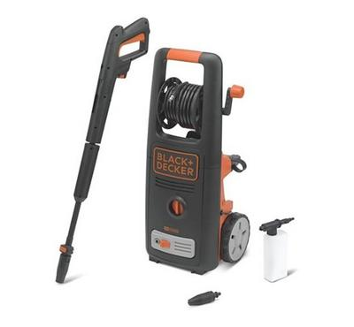 Black + Decker 1800watts 135 bar Pressure Washer