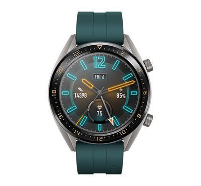 هواوي جي تي ساعة، أخضر